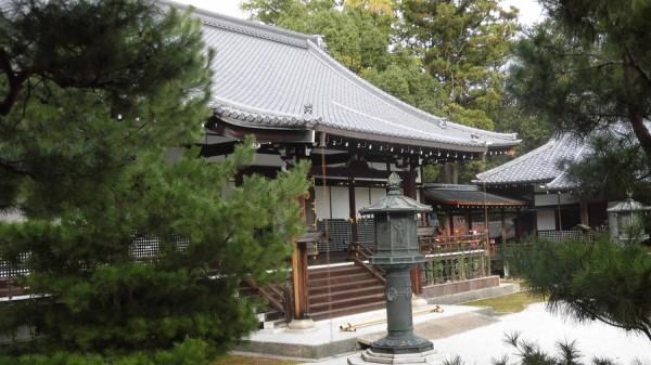大覚寺・御影堂