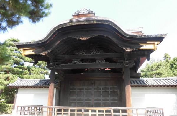 大徳寺・勅使門