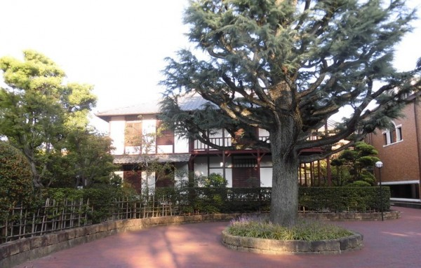 新島襄・旧邸宅