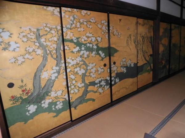 南禅寺・方丈襖絵