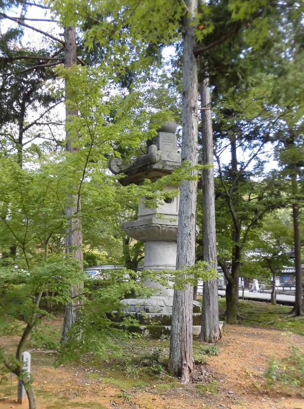 南禅寺・石灯籠