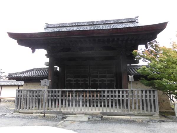天龍寺・勅使門
