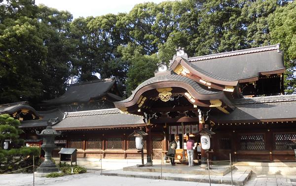 今宮神社・本社