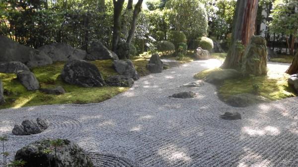 真如堂・涅槃の庭
