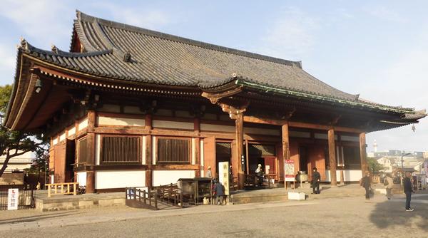東寺・食堂