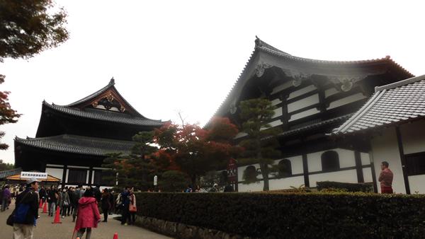 東福寺・禅堂・本堂