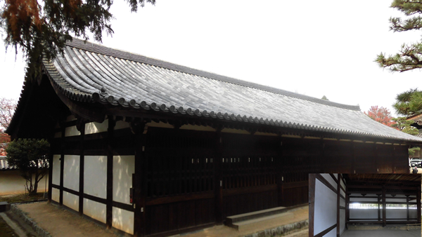 東福寺・東司