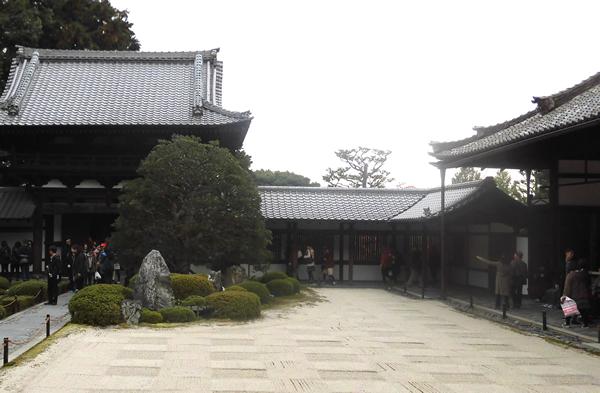 東福寺・常楽庵前庭