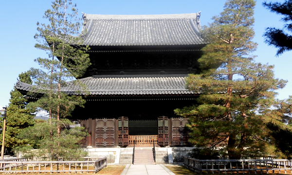 妙心寺・仏堂