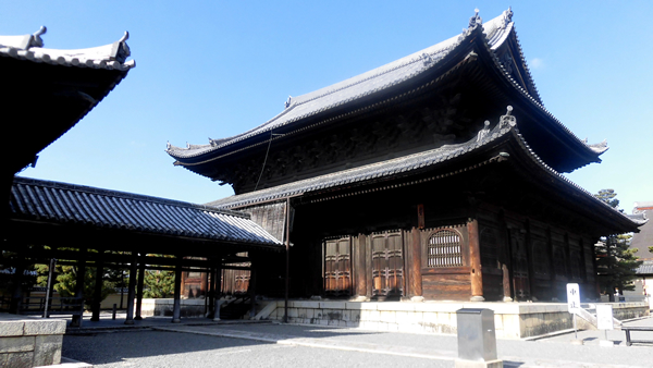 妙心寺・法堂