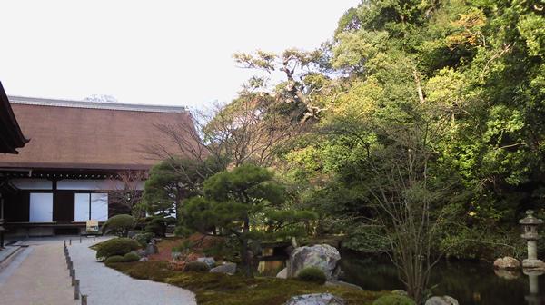 知恩院・方丈庭園01