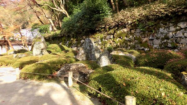 知恩院・二十五菩薩の庭