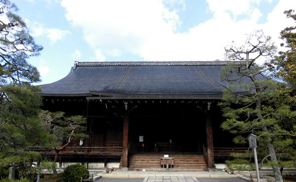 広隆寺・上宮王院