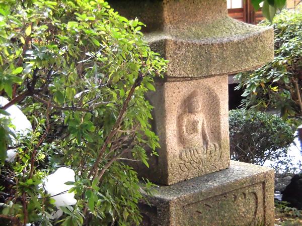 妙蓮寺・中庭