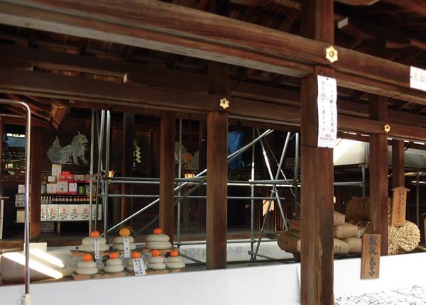 上賀茂神社・拝殿