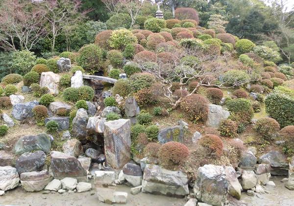 智積院・庭園02