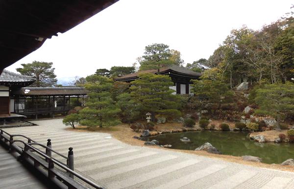 仁和寺・庭園03