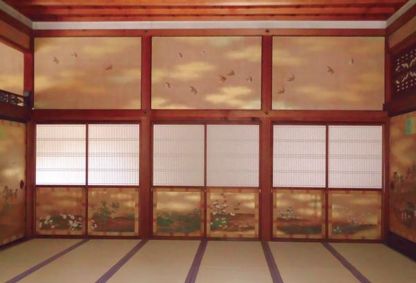 仁和寺・宸殿01
