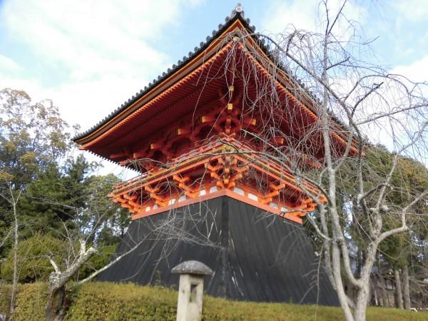 仁和寺・鐘堂