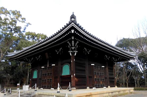 仁和寺・経蔵
