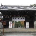 御香宮神社・表門