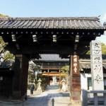 頂妙寺・山門